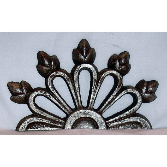 Custom Made Drapery Medallions Address Plaques Counter Top Support Brackets