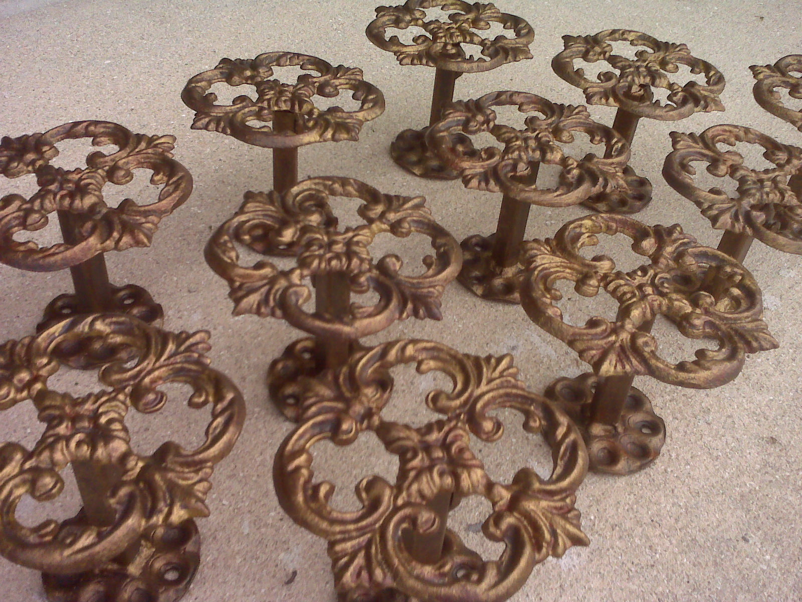 Recent Research Shows Metropolis Iron Largest Supplier Of Drapery Medallions In Us Metro Iron