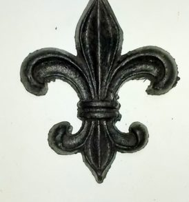 fleur-di-lis, French, European